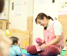 愛嬰幼保学園の特徴について 一...